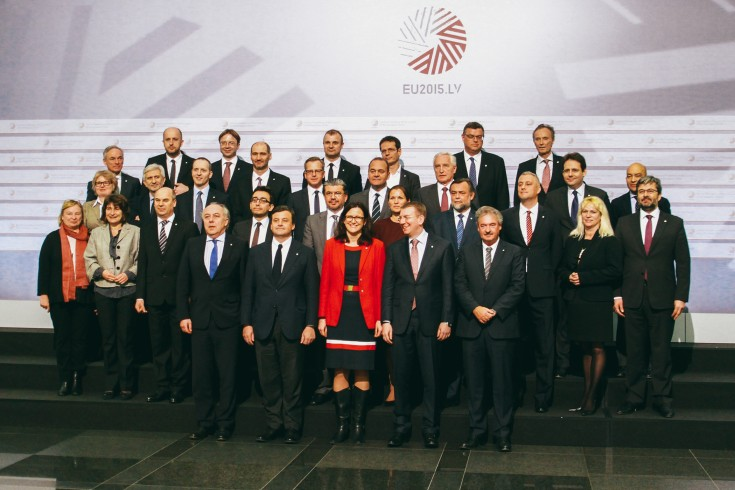 informal meeting of trade ministers in latvia eu2015