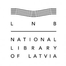 Latvian Institute partner LNB logo